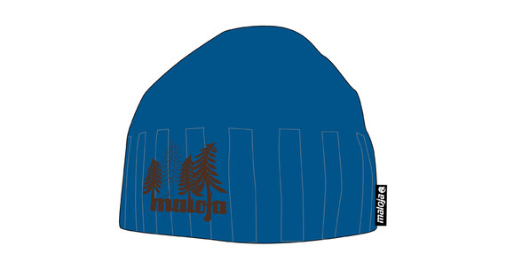 Maloja Coro Beanie river